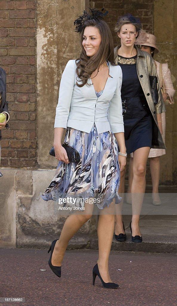 Lady Rose Windsor Wedding - London : Fotografía de noticias