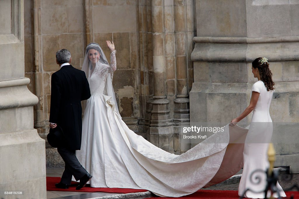Uk Wedding Of Prince William And Kate Middleton Westminster Abbey News Photo