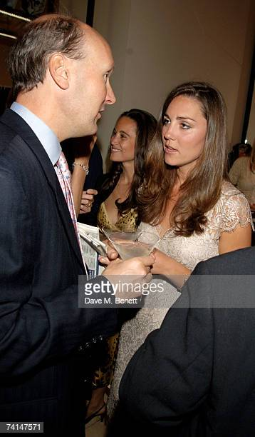 Kate Middleton attends the book launch party of The Young Stalin The Adventurous Early Life Of The Dictator 18781917 by Simon Sebag Montefiore at...