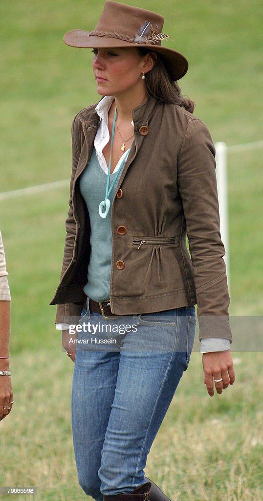 Gatcombe Horse Trials - Day Two - August 6, 2005 : Fotografía de noticias