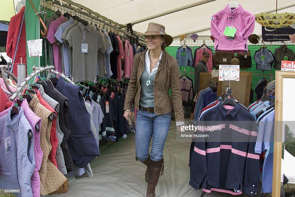 Gatcombe Horse Trials - Saturday : News Photo
