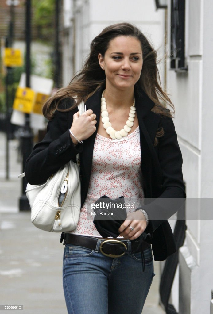 Kate Middleton 2007