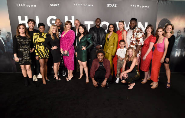 "CA: STARZ Hosts Season 2 Special Screening Premiere Of ""Hightown"" - Red Carpet"