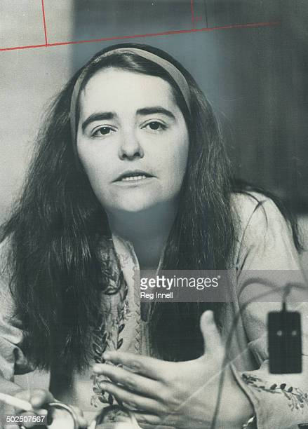 Kate Millett A man said it for her