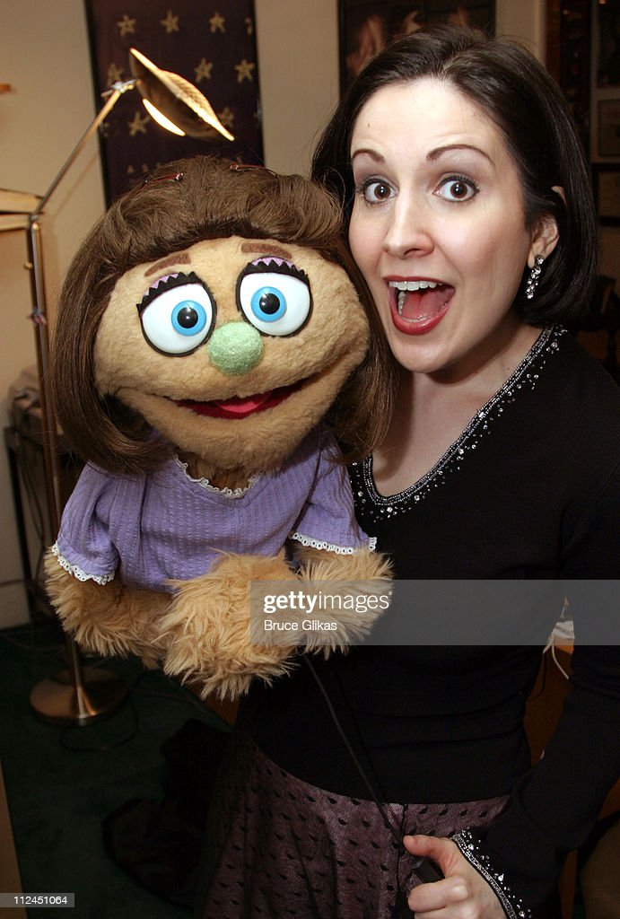 Kate Monster and Stephanie D'Abruzzo during 'Nothing Like a Dame 2004' A Benefit for The Phyllis Newman Health Initiative and Broadway Cares/Actors Fund of America at The St. James Theater in New York City, New York, United States.