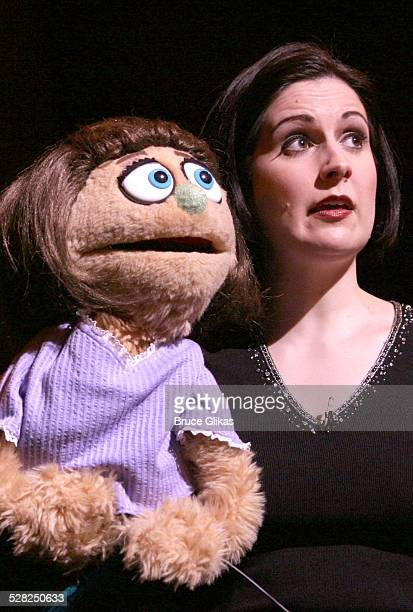 Kate Monster and Stephanie D'Abruzzo during Nothing Like a Dame 2004 A Benefit for The Phyllis Newman Health Initiative and Broadway Cares/Actors...