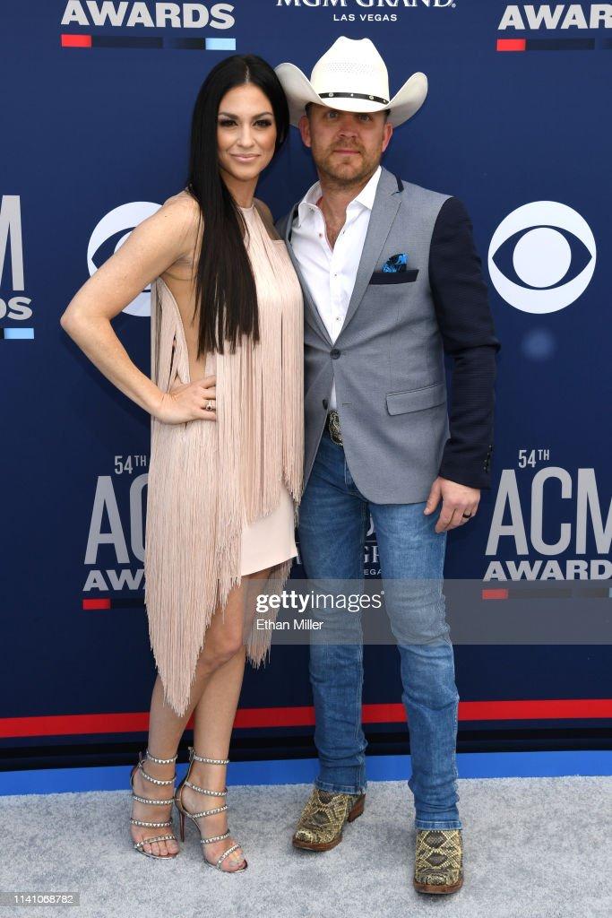 54th Academy Of Country Music Awards - Arrivals : Nachrichtenfoto