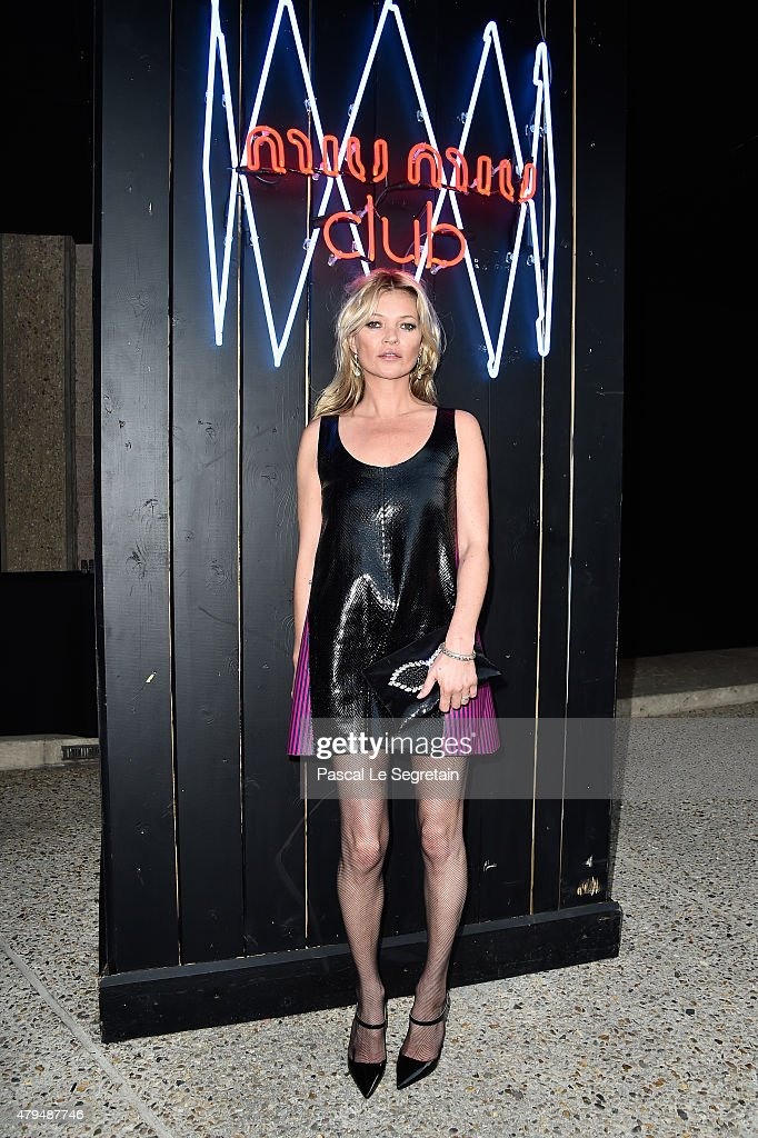Miu Miu Club -  Launch Of the First Miu Miu Fragrance And Croisiere 2016 Collection -  Photocall : News Photo