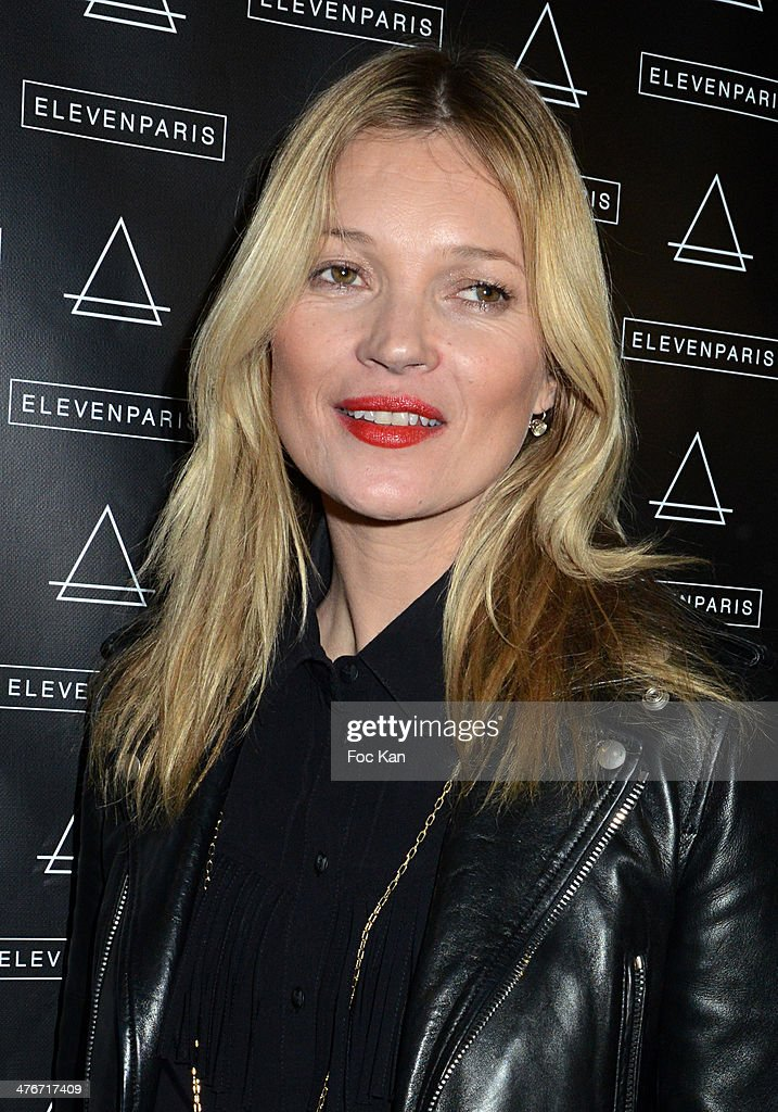 'Eleven Paris' Party - Paris Fashion Week Womenswear Fall/Winter 2014-2015 : News Photo