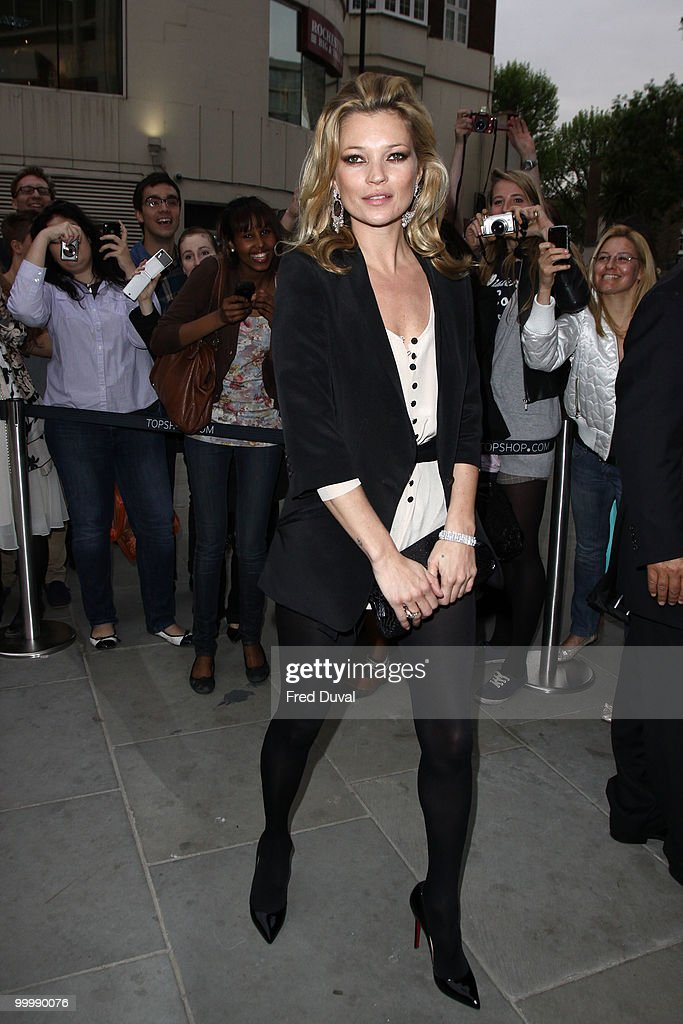 TopShop Knightsbridge - Store Launch Party - Arrivals