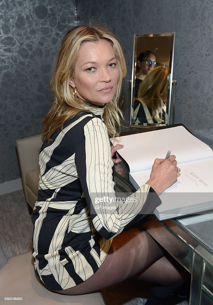 Saks Fifth Avenue Canada And Decorte Welcome Kate Moss
