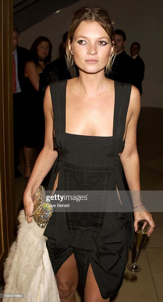 Kate Moss, Fashion Photographer Mario Testino Attracted All The Most Glamorous Women In London To His Exhibition At The National Portrait Gallery.