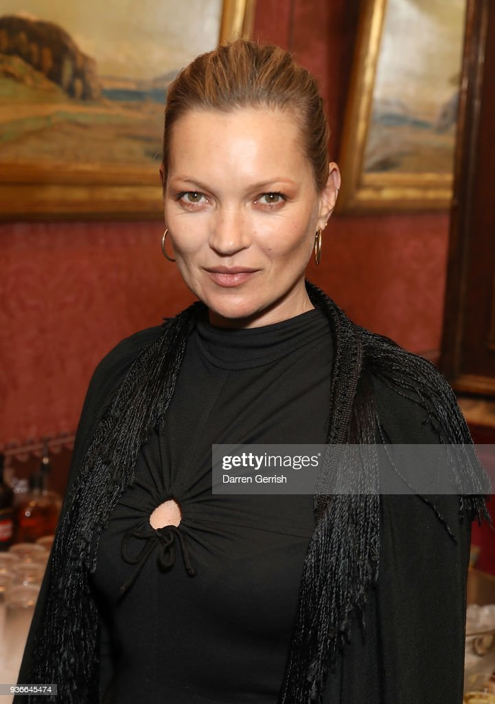 Edward Enninful & Kate Moss Host Private Dinner In Honour Of Giovanni Morelli