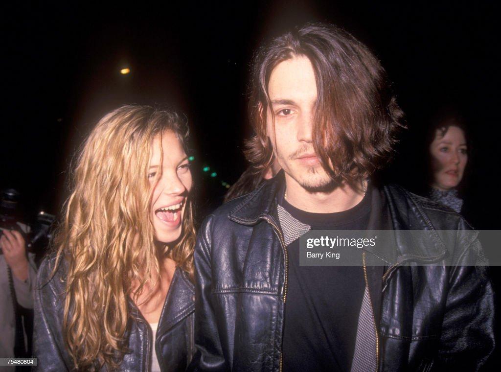 Johnny Depp File Photos : News Photo