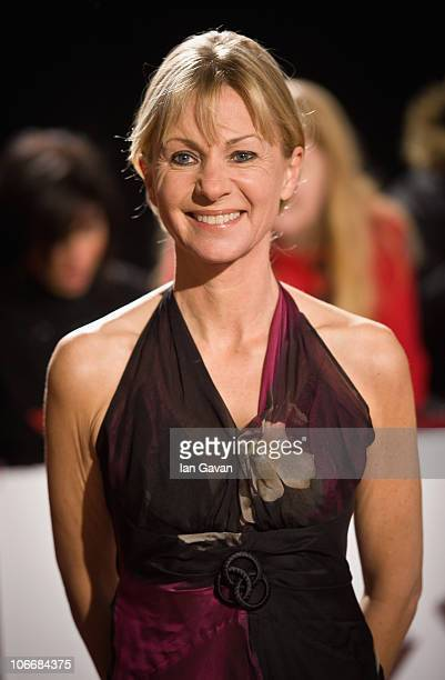 Kate Mosse attends the Galaxy National Book Awards at BBC Television Centre on November 10, 2010 in London, England.