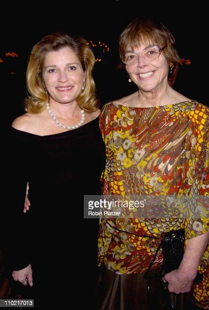Kate Mulgrew and Claire Labine during 57th Annual Writers Guild Awards New York Arrivals at The Pierre Hotel in New York City New York United States