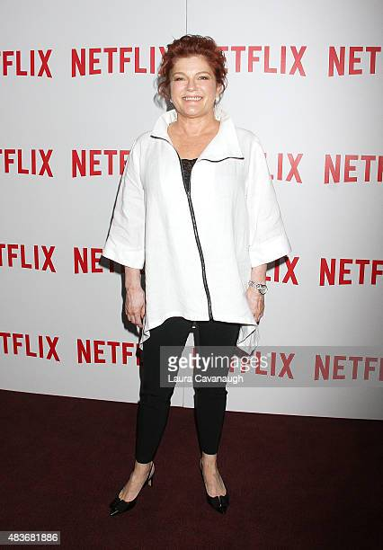 Kate Mulgrew attends FYC Screening of 'Orange Is The New Black' at DGA Theater on August 11 2015 in New York City