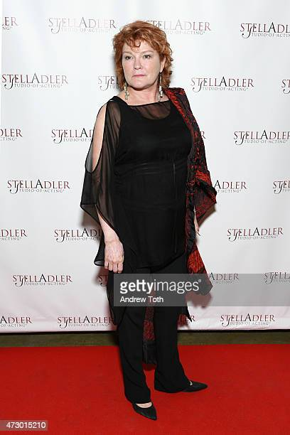 Kate Mulgrew attends the 10th Annual Stella By Starlight Benefit Gala at Prince George Ballroom on May 11 2015 in New York City
