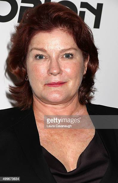 Kate Mulgrew attends The Wannabe New York Premiere at Crosby Street Hotel on December 2 2015 in New York City