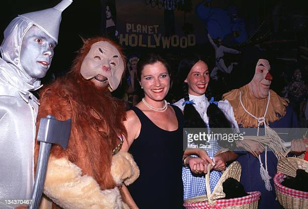Kate Mulgrew during The Wizard of Oz 951996 at Planet Hollywood in New York City New York United States
