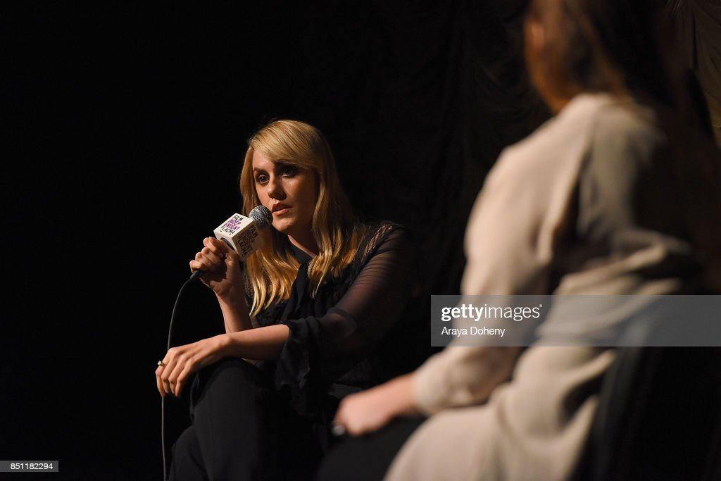 Kate Mulleavy attends the Film Independent at LACMA screening and Q+A of 'Woodshock' at LACMA on September 21, 2017 in Los Angeles, California.
