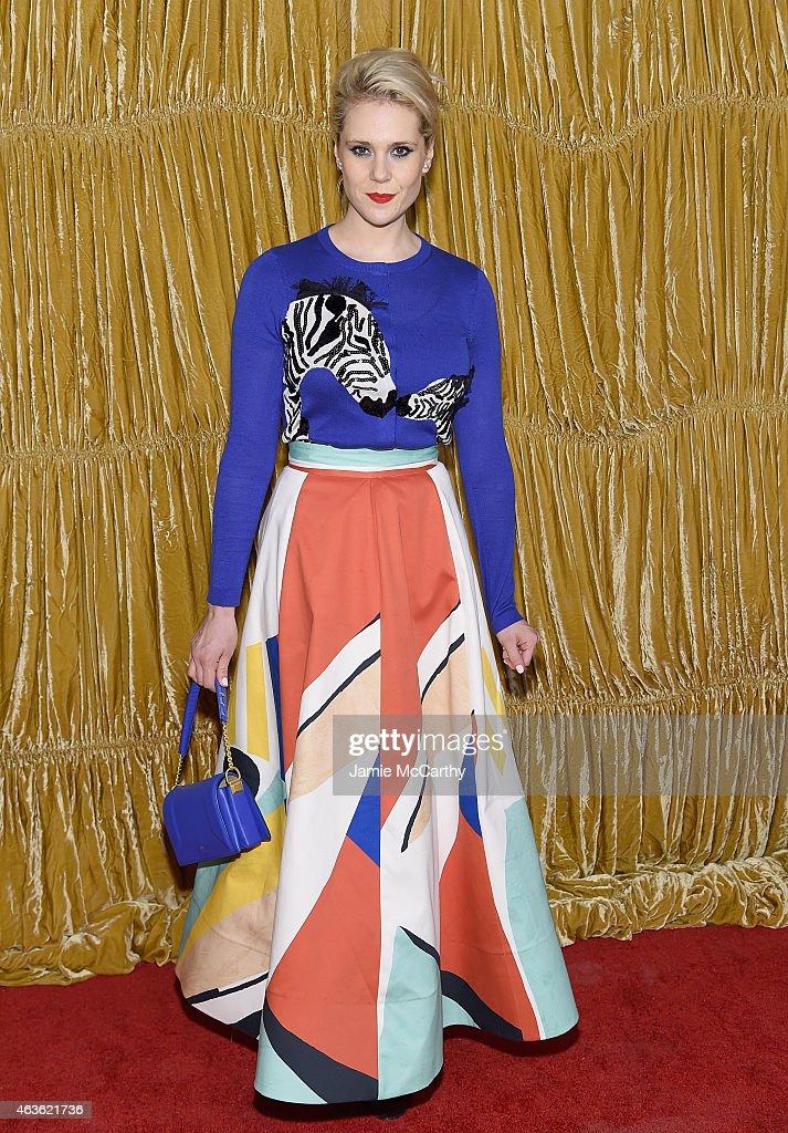 Alice + Olivia - Arrivals - Mercedes-Benz Fashion Week Fall 2015
