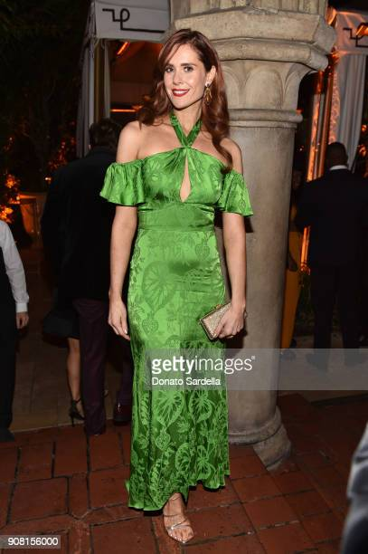 Kate Nash attends Entertainment Weekly's Screen Actors Guild Award Nominees Celebration sponsored by Maybelline New York at Chateau Marmont on...