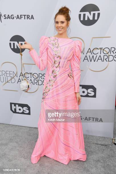 Kate Nash attends the 25th Annual Screen ActorsGuild Awards at The Shrine Auditorium on January 27 2019 in Los Angeles California 480568
