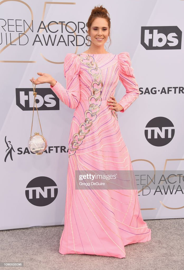 25th Annual Screen Actors Guild Awards - Arrivals : News Photo