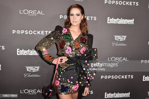 Kate Nash attends the Entertainment Weekly PreSAG Party Arrivals at Chateau Marmont on January 26 2019 in Los Angeles California