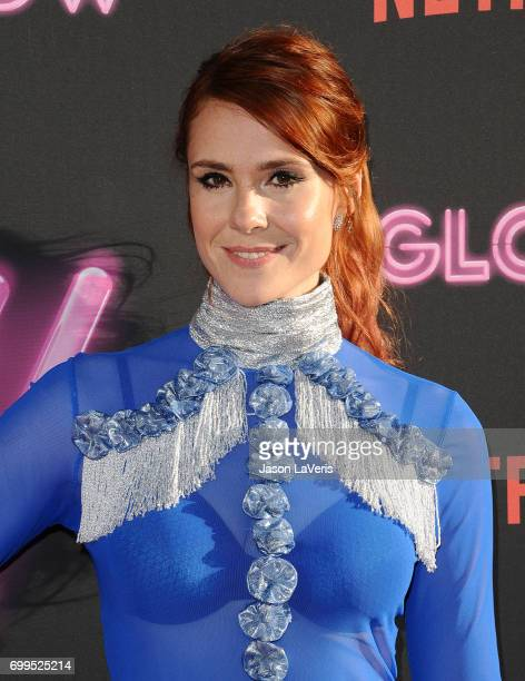 Kate Nash attends the premiere of 'GLOW' at The Cinerama Dome on June 21 2017 in Los Angeles California