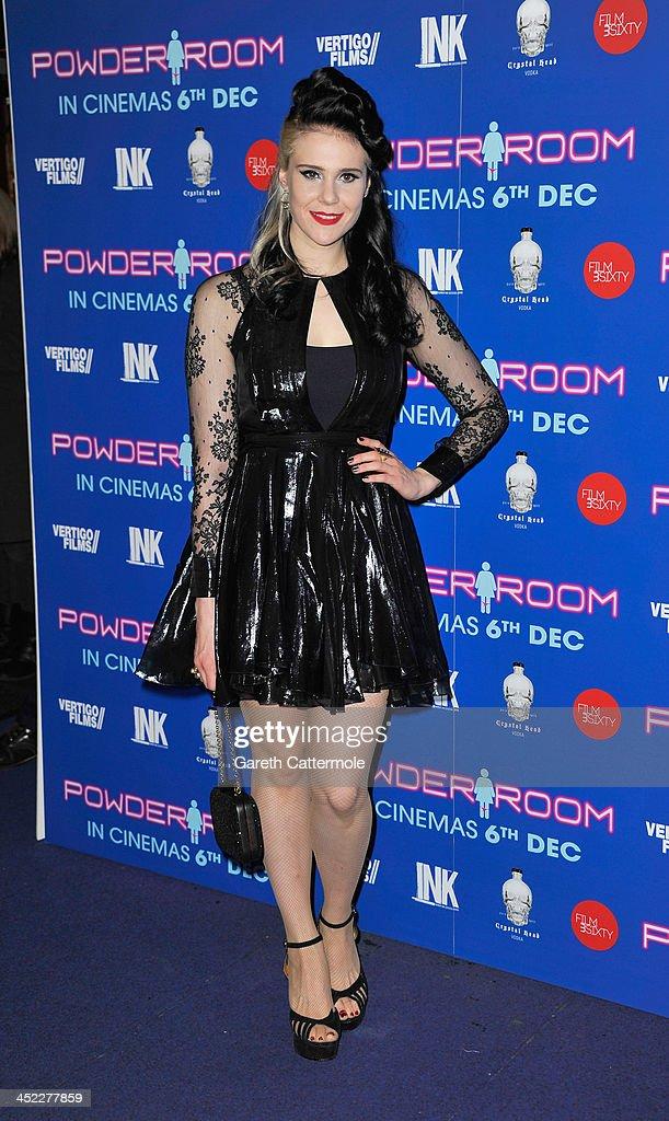 """Powder Room"" - UK Premiere - Red Carpet Arrivals : News Photo"