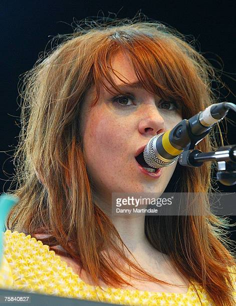 Kate Nash perform's at Ben And Jerry's Sundae