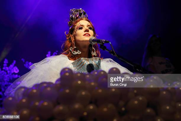 Kate Nash performs at O2 Shepherd's Bush Empire on August 9 2017 in London England
