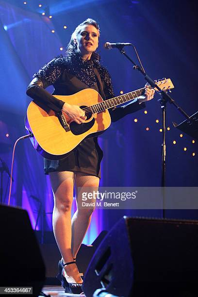 Kate Nash performs at the SeriousFun London Gala 2013 benefiting a growing community of camps and programs serving children with serious illnesses...
