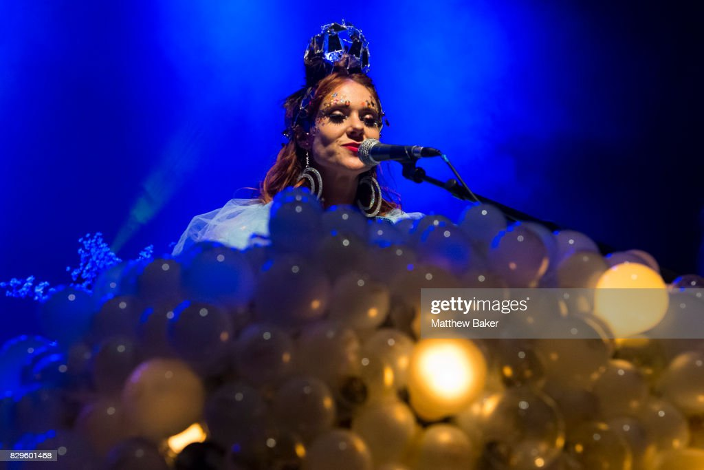 Kate Nash Performs At The O2 Shepherd's Bush Empire