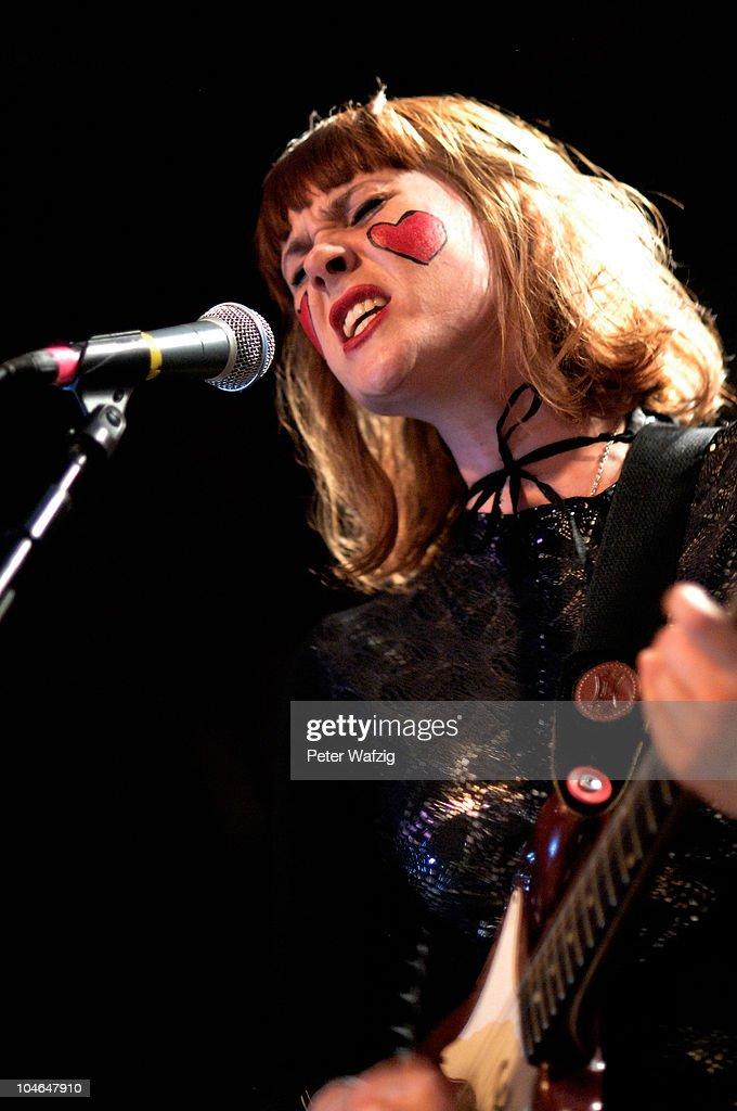 Kate Nash In Concert : Nachrichtenfoto