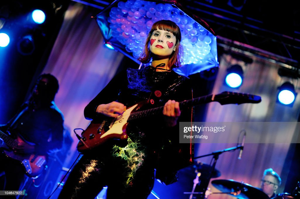 Kate Nash In Concert : News Photo