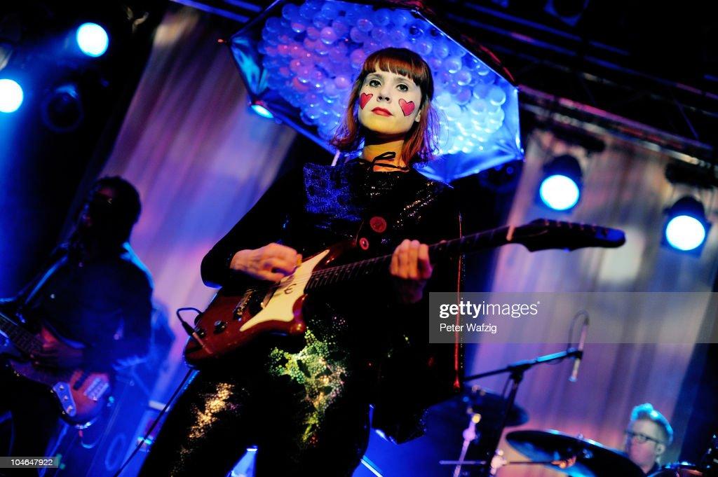 Kate Nash In Concert : Nyhetsfoto
