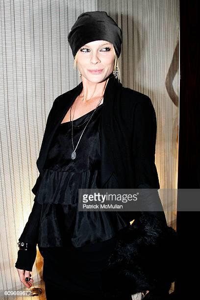 Kate Nauta attends LA PERLA Celebrating The Legacy at La Perla on Madison Avenue on December 13 2007 in New York City