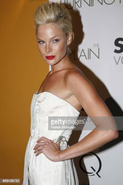 Kate Nauta attends QUINTESSENTIALLY hosts NY premiere of ìThe Burning Plainî at Landmark Sunshine on September 16 2009 in New York City