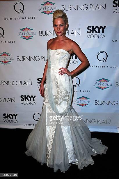 Kate Nauta attends The Burning Plain screening at Sunshine Cinema on September 16 2009 in New York City