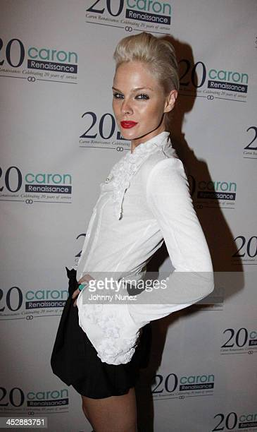Kate Nauta attends the Caron Renaissance 20th Anniversary event at Butter on September 23 2009 in New York City