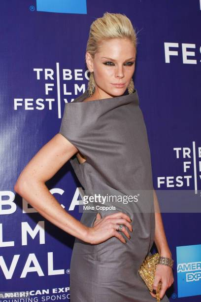 Kate Nauta attends the premiere of The Good Guy during the 8th Annual Tribeca Film Festival at the SVA Theater on April 26 2009 in New York City