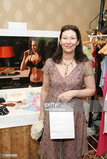Kate O'Toole at OnGossamer during The 2007 Luxury Lounge Presents Marie Claire Fashion Closet Day 3 at Four Seasons in Beverly Hills CA United States