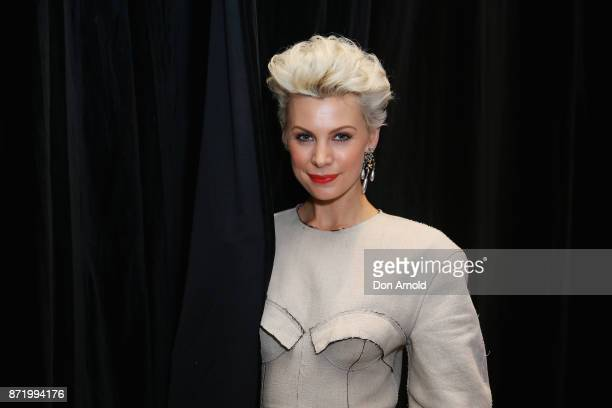 Kate Peck poses during the Network Ten 2018 Upfronts on November 9, 2017 in Sydney, Australia.