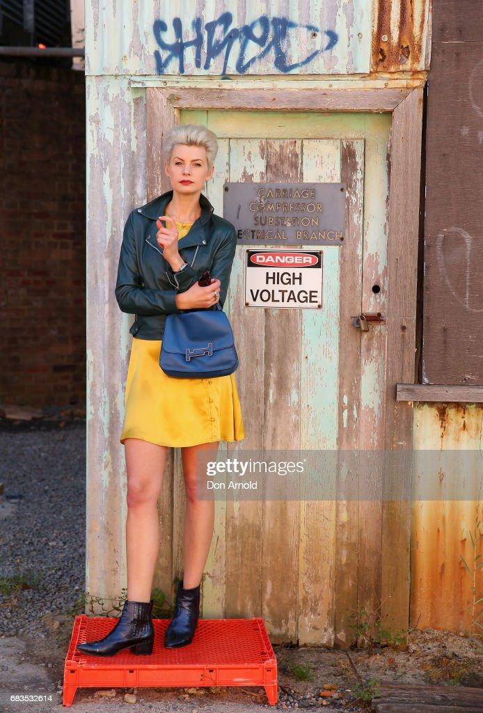 Street Style - Mercedes-Benz Fashion Week Australia 2017