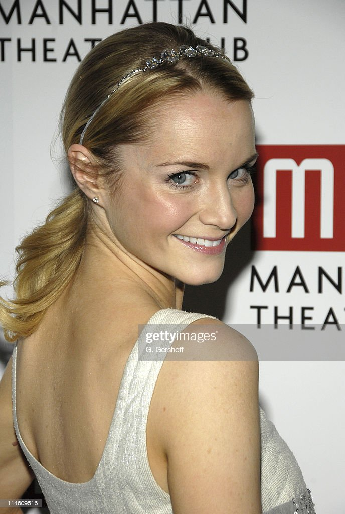 """Manhattan Theater Club Presents Annual Winter Benefit """"An Intimate Night"""" A Special One-Night-Only Cabaret-Style Show : News Photo"""
