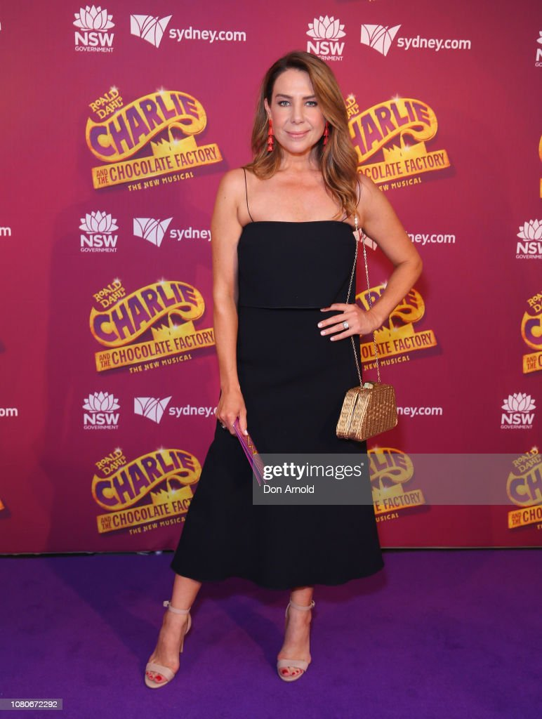 'Charlie And The Chocolate Factory' Opening Night - Arrivals : News Photo