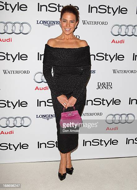 Kate Ritchie arrives at the 2013 Instyle and Audi Women of Style Awards at Carriageworks on May 14 2013 in Sydney Australia